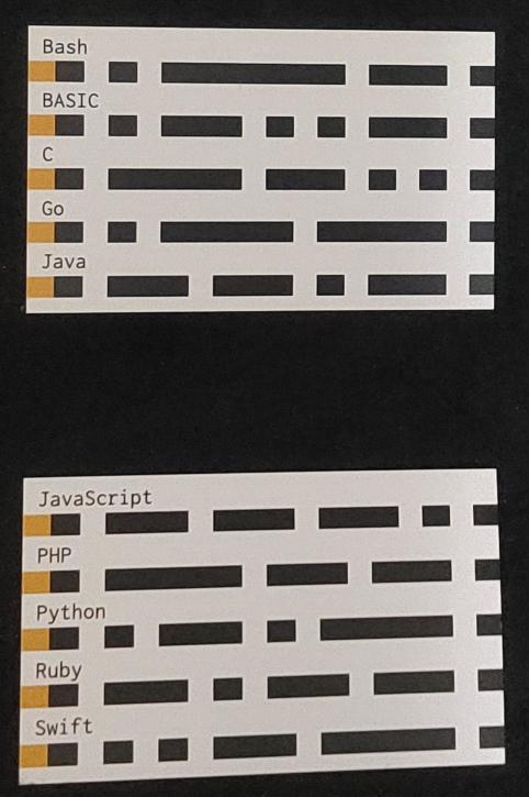 プログラミング言語神経衰弱_言語対応表カード