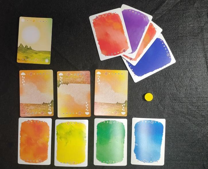 太陽と雨と虹_太陽のラミィ
